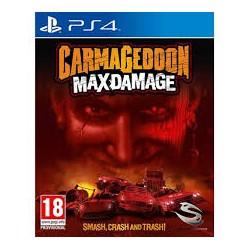 Carmageddon Max Damage -ps4
