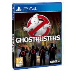 Ghostbusters -ps4