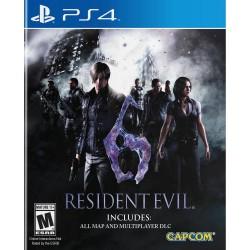Resident Evil 6 HD -ps4