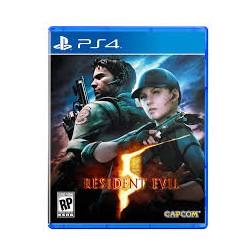 Resident Evil 5 HD -ps4