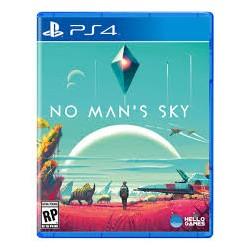 No Mans Sky -ps4