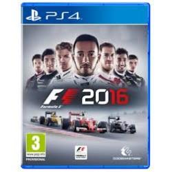 F1 2016 -ps4