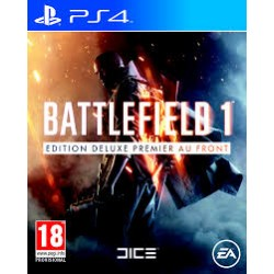 Battlefield 1 -ps4