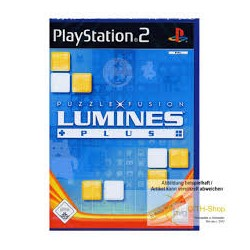 Lumines Plus -ps2-bazar