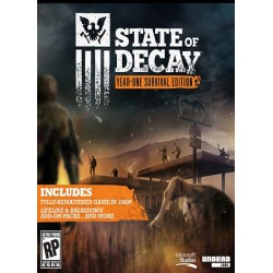State of Decay – Year One Survival Edition -pc