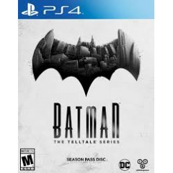 Batman: A Telltale Games Series -ps4