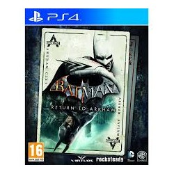 Batman: Return to Arkham -ps4
