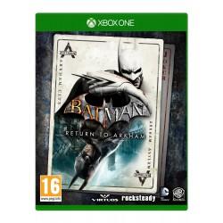 Batman: Return to Arkham-xone