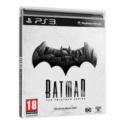Batman: A Telltale Games Series -ps3