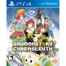 Digimon Story: Cyber Sleuth -ps4-bazar