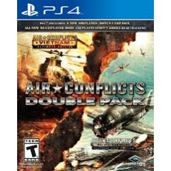 Air Conflicts: Double Pack -ps4