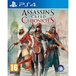 Assassins Creed Chronicles -ps4