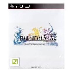 Final Fantasy X / X-2 -ps3-bazar