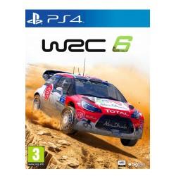 WRC: FIA World Rally Championship 6 -ps4