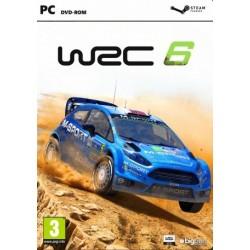 WRC: FIA World Rally Championship 6 -pc
