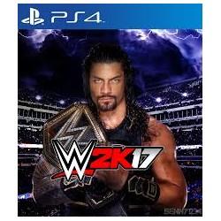 WWE 2K17 -ps4