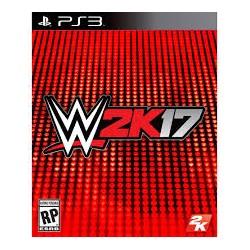 WWE 2K17 -ps3