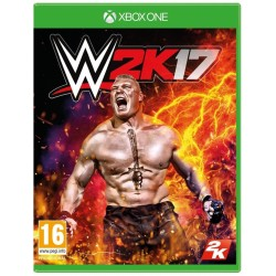 WWE 2K17-xone