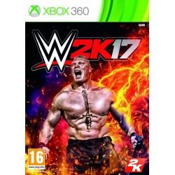 WWE 2K17-X360