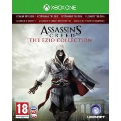 Assassins Creed The Ezio Collection-xone