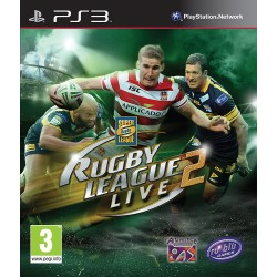 Rugby League Live 2 -ps3-bazar