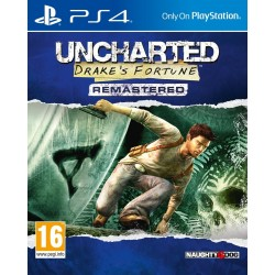 Uncharted: Drakes Fortune -ps4