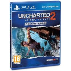 Uncharted 2: Among Thieves -ps4