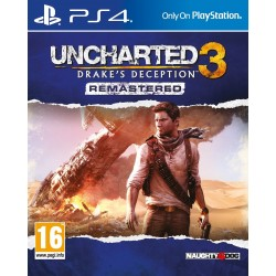 Uncharted 3: Drakes Deception -ps4