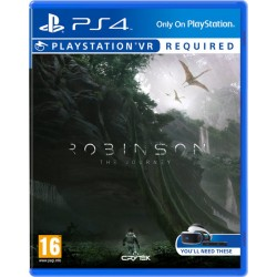 Robinson: The Journey VR -ps4