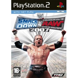 WWE SmackDown! vs. RAW 2007-ps2