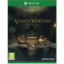 Adams Venture Origins-xone