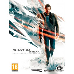 Quantum Break Timeless Collectors Edition -pc
