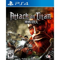 Attack on Titan: Wings of Freedom -ps4