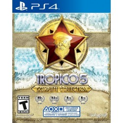 Tropico 5 - Complete Collection (PS4) -ps4