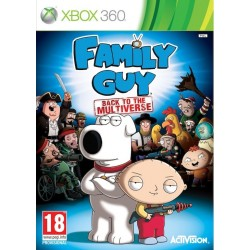 Family Guy: Back to the Multiverse -x360-bazar
