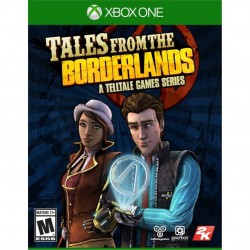 Tales from the Borderlands: A Telltale Games Series-xone