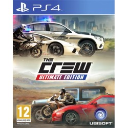The Crew Ultimate Edition -ps4