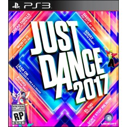 Just Dance 2017 -ps3