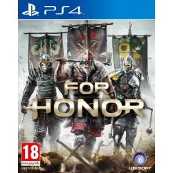 For Honor -ps4