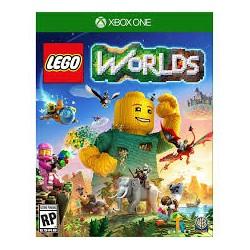Lego Worlds -xone
