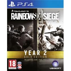 Tom Clancys Rainbow Six: Siege Gold Edition Season 2 -ps4