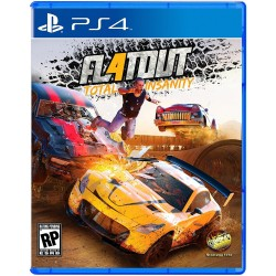 FlatOut 4 Total Insanity -ps4