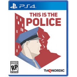 This is the Police -ps4