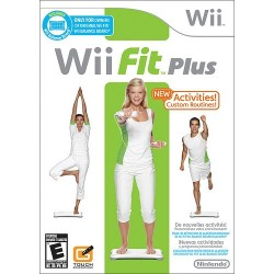 Wii Fit Plus-WII