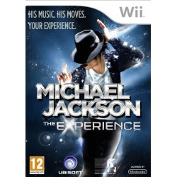 Michael Jackson The Experience-wii