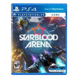 StarBlood Arena - VR -ps4