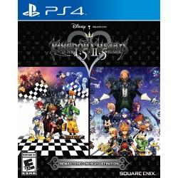 Kingdom Hearts HD 1.5 + 2.5 ReMIX -ps4