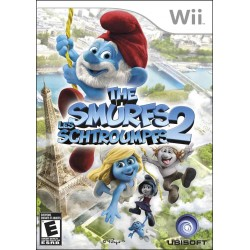 The Smurfs 2-WII-bazar