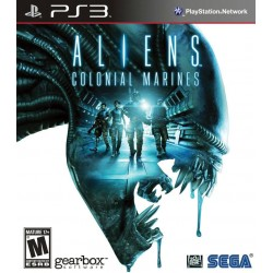 Aliens: Colonial Marines Limited Edition -ps3