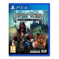 Victor Vran: Overkill Edition -ps4
